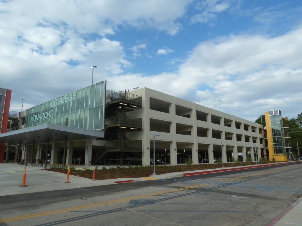 LAVC - Parking Structure 1